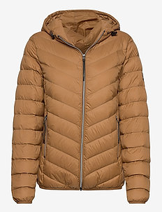 FRLADOWN 2 Outerwear - padded jackets - chipmunk