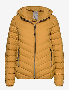 FRLADOWN 2 Outerwear - padded jackets - harvest gold