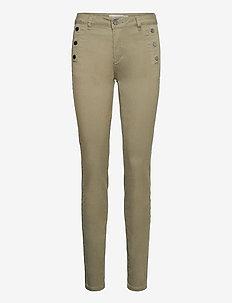 FRLOMAX 1 Pant - slim fit broeken - hedge