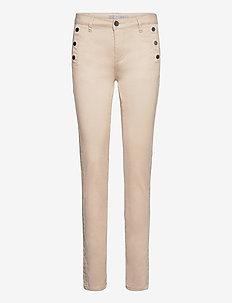 FRLOMAX 1 Pant - slim fit broeken - oxford tan
