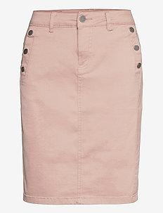 FRLOMAX 3 Skirt - korte rokken - misty rose