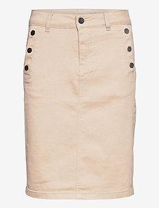 FRLOMAX 3 Skirt - korte rokken - oxford tan