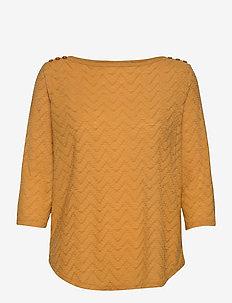 FRLEJACQ 1 T-shirt - t-shirts - harvest gold