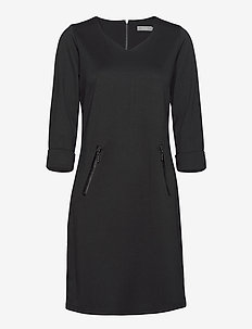 FRLEPAN 1 Dress - midi dresses - black