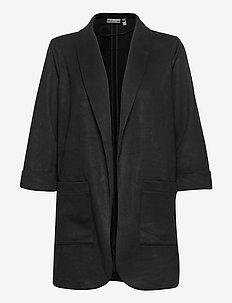 FRMASUEDE 2 Cardigan - oversize-bleiserit - black