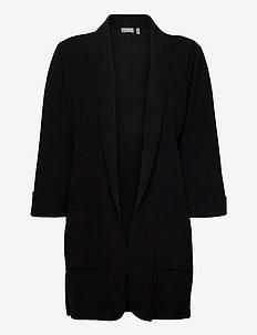 FRLEDUSA 1 Cardigan - bleiserit - black