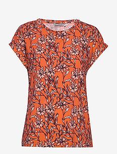 FRJESEEN 1 T-shirt - t-shirts - cherry tomato flower
