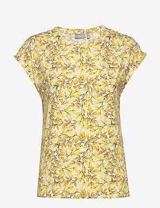 FRJESEEN 1 T-shirt - t-shirts - snapdragon mix