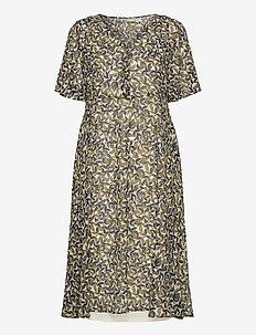 FRJACHIF 5 Dress - zomerjurken - hedge mix