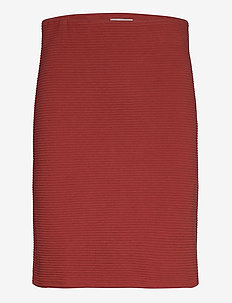FRZARILL 2 Skirt - midi skirts - barn red