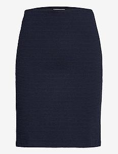 FRZARILL 2 Skirt - midi rokken - dark peacoat