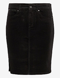 FRMACORD 2 Skirt - pencil skirts - black
