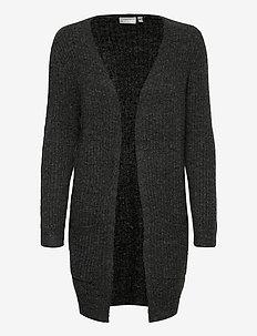 FRMESANDY 2 Cardigan - cardigans - black melange