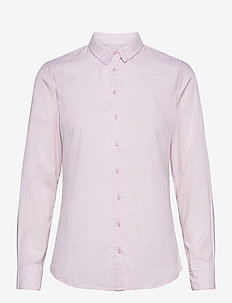 FRZAOXFORD 1 Shirt - long-sleeved shirts - orchid pink mix