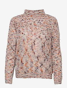 FRMESPOT 1 Pullover - swetry - beige melange
