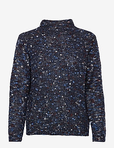 FRMESPOT 1 Pullover - jumpers - navy blazer mix