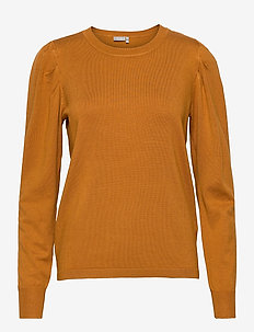 ZUBASIC 130 Pullover - jumpers - cathay spice