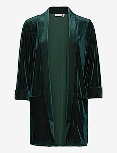 FRNEVELOUR 4 Cardigan - kimonos - ponderosa pine