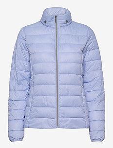 FRPAPADDING 1 Outerwear - gewatteerde jassen - brunnera blue