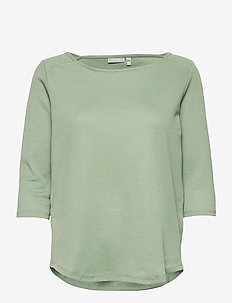 FRPEJACQ 1 T-shirt - long-sleeved tops - lily pad