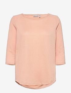 FRPEJACQ 1 T-shirt - long-sleeved tops - misty rose