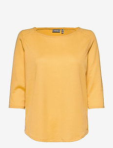 FRPEJACQ 1 T-shirt - long-sleeved tops - ochre