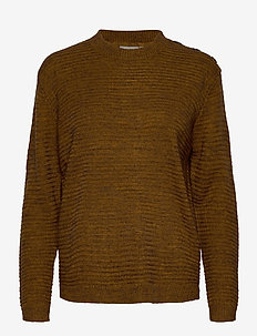 FRLEMERETTA 1 Pullover - jumpers - cathay spice melange