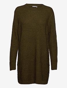 FRMERETTA 3 Pullover - trøjer - military olive melange