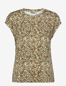 FRPESEEN 1 T-shirt - t-shirts - lily pad mix
