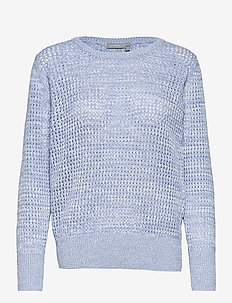 FRPERIDGE 2 Pullover - jumpers - brunnera blue mix