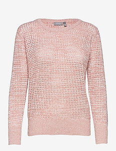 FRPERIDGE 2 Pullover - jumpers - misty rose mix
