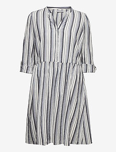 FRVAVIS 1 Dress - zomerjurken - navy blazer mix