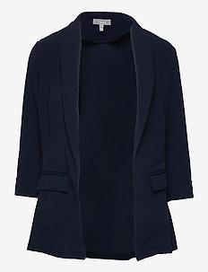 FRVEDUSA 2 Blazer - casual blazers - navy blazer