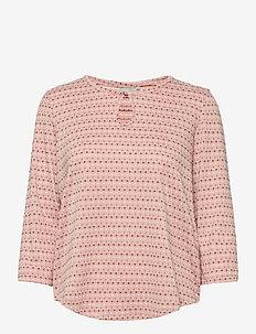 FRVEJACQ 1 Blouse - blouses met lange mouwen - misty rose mix