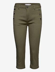FRVOMAX 2 Pants - capri bukser - hedge