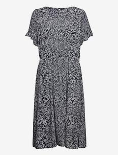 FRVARILLI 1 Dress - zomerjurken - navy blazer mix