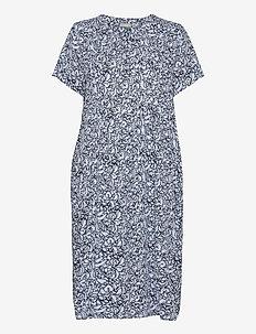 FRVALEAF 4 Dress - zomerjurken - cashmere blue mix