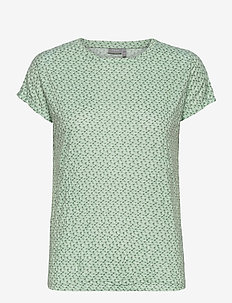 FRVECRINK 1 T-shirt - t-shirts - aqua foam mix