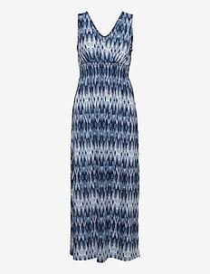 FRAMSELFA 2 Dress - zomerjurken - vintage indigo mix