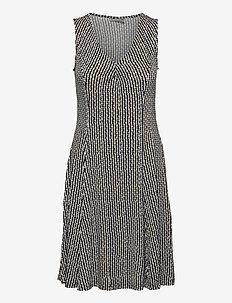FRAMDOT 3 Dress - zomerjurken - navy blazer graphic mix