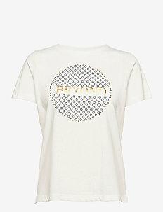 FRPETEE 2 T-shirt - hihattomat topit - antique mix