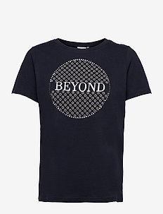 FRPETEE 2 T-shirt - hihattomat topit - navy blazer mix