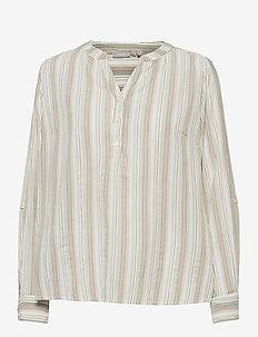 FRVAVIS 2 Blouse - blouses met lange mouwen - lily pad mix