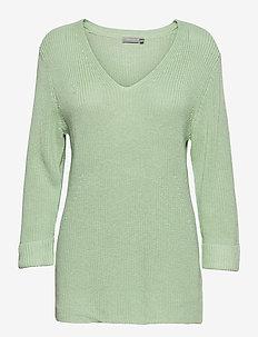 FRVESTRIB 2 Pullover - truien - aqua foam