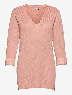 FRVESTRIB 2 Pullover - jumpers - misty rose