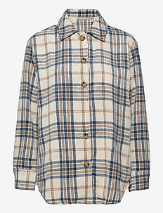 FXTEJACKET 1 Shirt - overskjorter - oxford tan mix