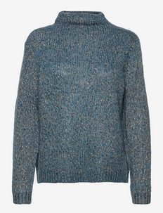 FRCESPOT 3 Pullover - turtlenecks - bering sea mix