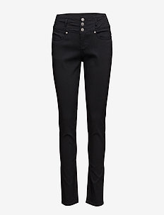 Zalin 2 Pant - pillihousut - black