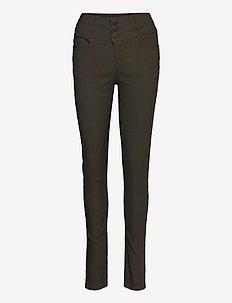 Zalin 2 Pant - spodnie rurki - green ink