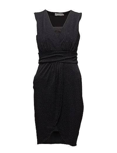 Licar 2 Dress - BLACK